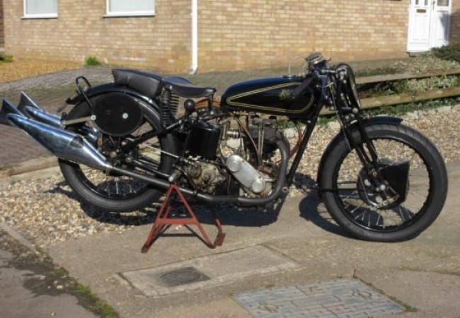 The Alan Jones Rudge C 1932/4