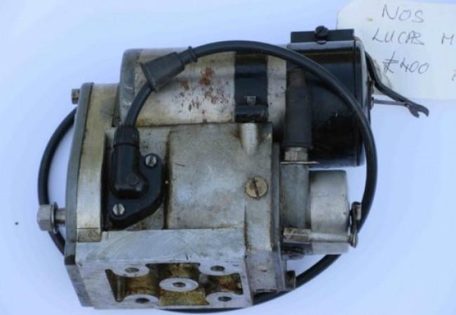 Single Cylinder mag dyno