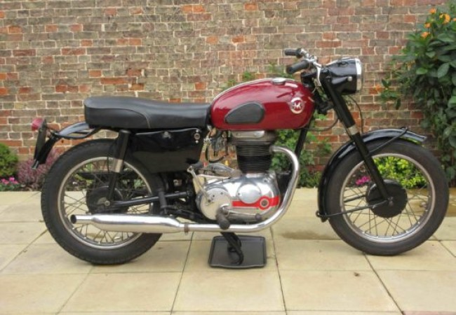 1960 Matchless G2 CSR