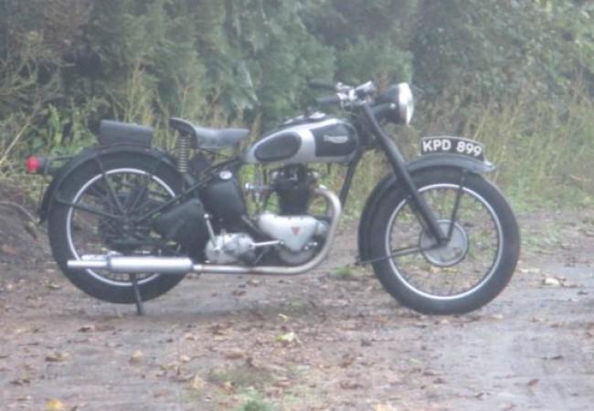 1946 Triumph 3T
