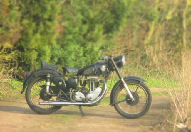 1952 Matchless G80