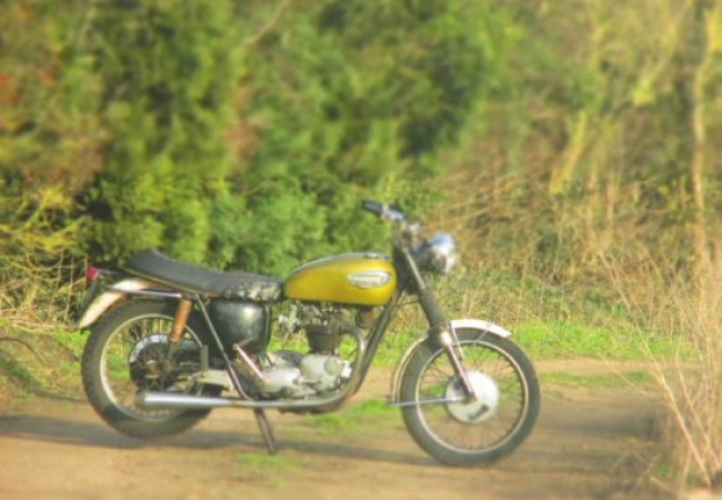 1968 Triumph Bonniville