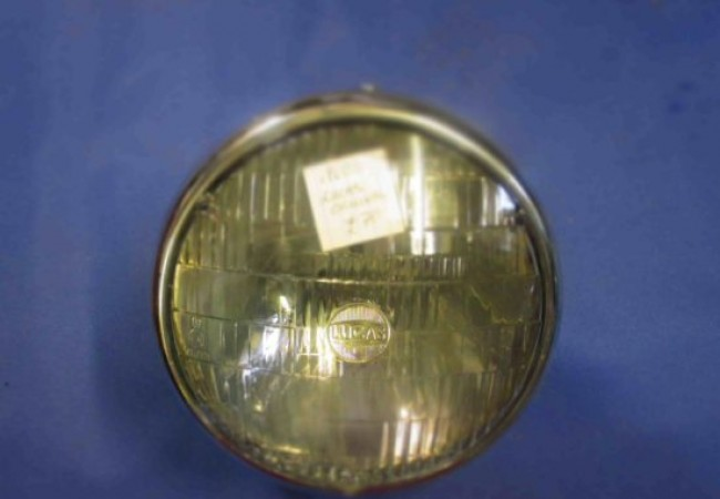 NOS Lucas Original Headlight
