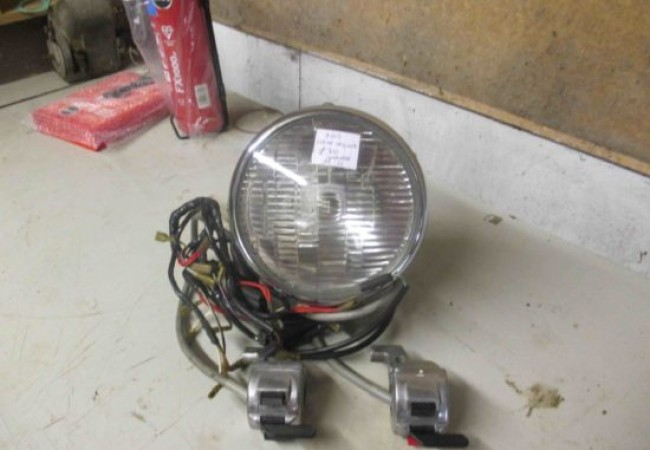 Lucas Original Complete Headlight
