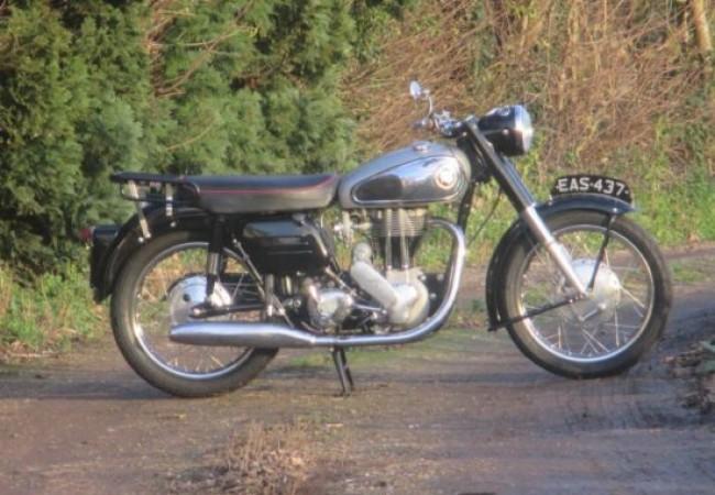 1958 ES2 Norton