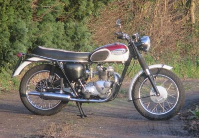 1967 Triumph Tiger 90