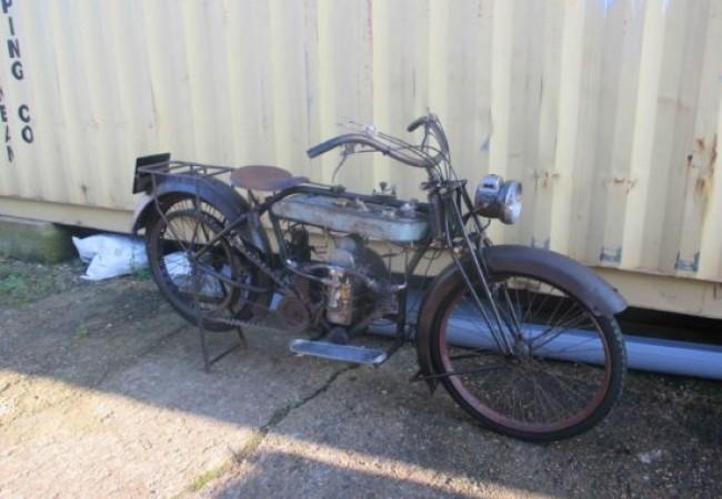 1925 Douglas TS