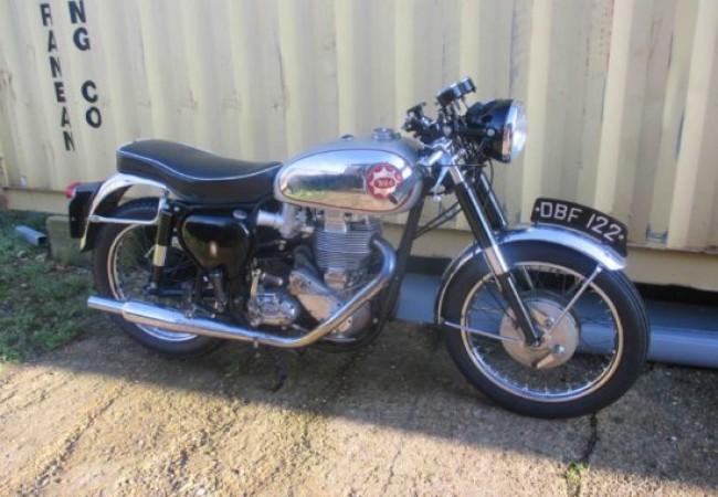 1960 DBD34 Goldstar