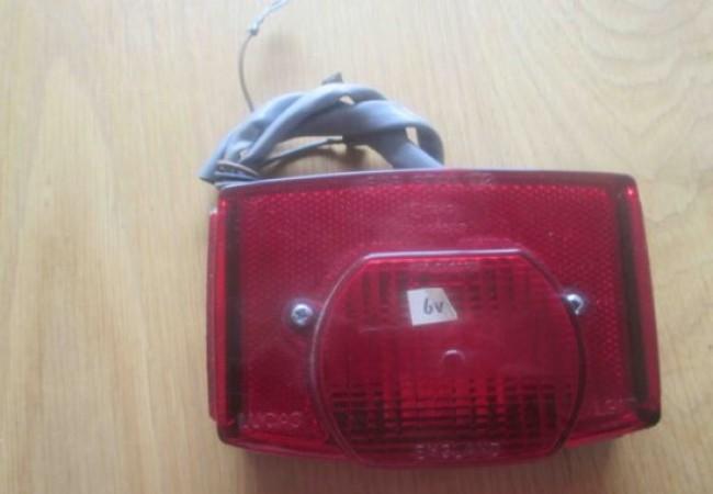 Lucas 6v Rear Light – Genuine Original