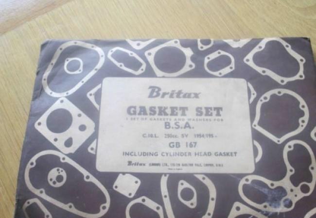 1954 Onwards BSA C10 Britax Gasket Set
