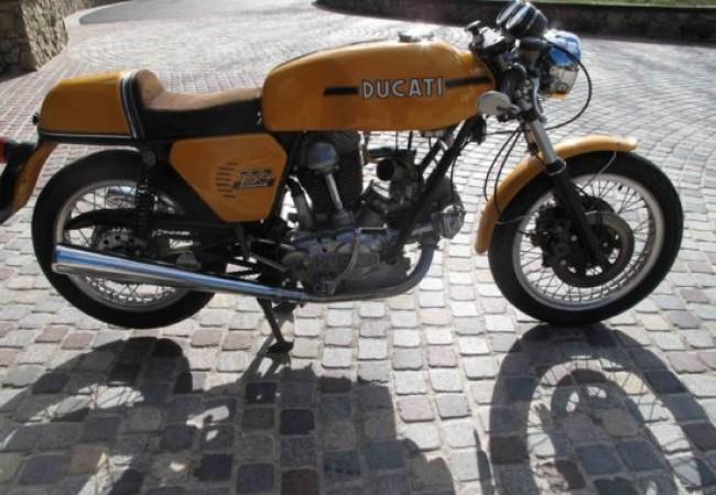 1975 Ducati 750s
