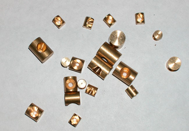 Brass 1/4 inch Barrel nipples