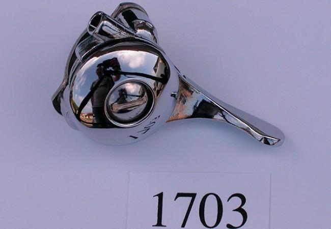 ⅞ inch R/H replica magneto/air lever